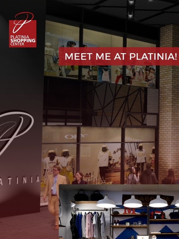 Platinia Shopping Center